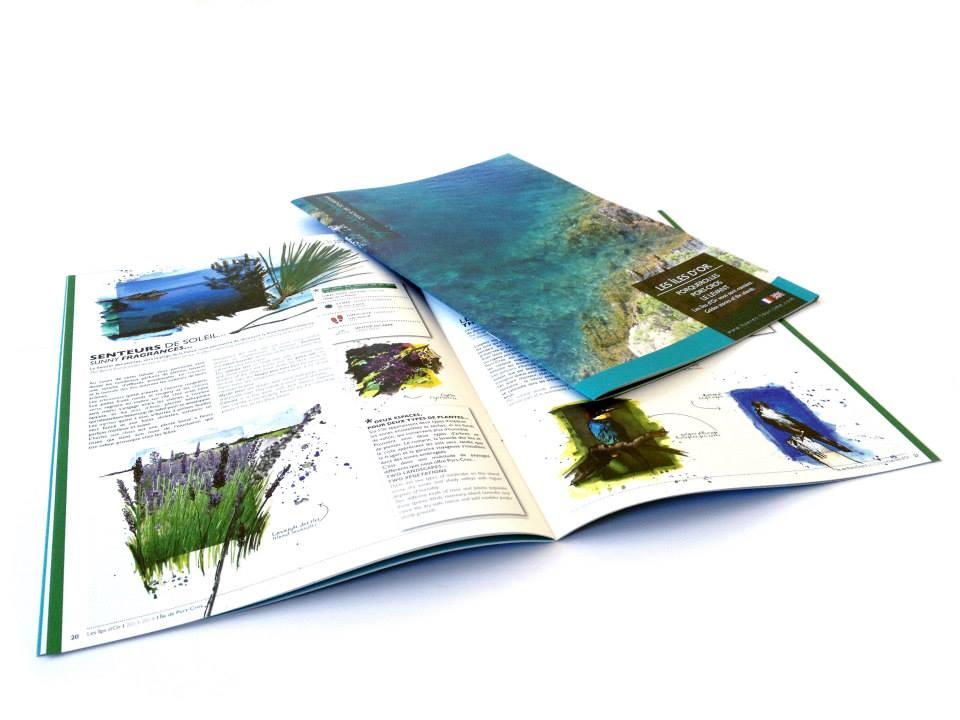 Brochures office de tourisme d 39 hy res porquerolles - Office de tourisme de porquerolles ...