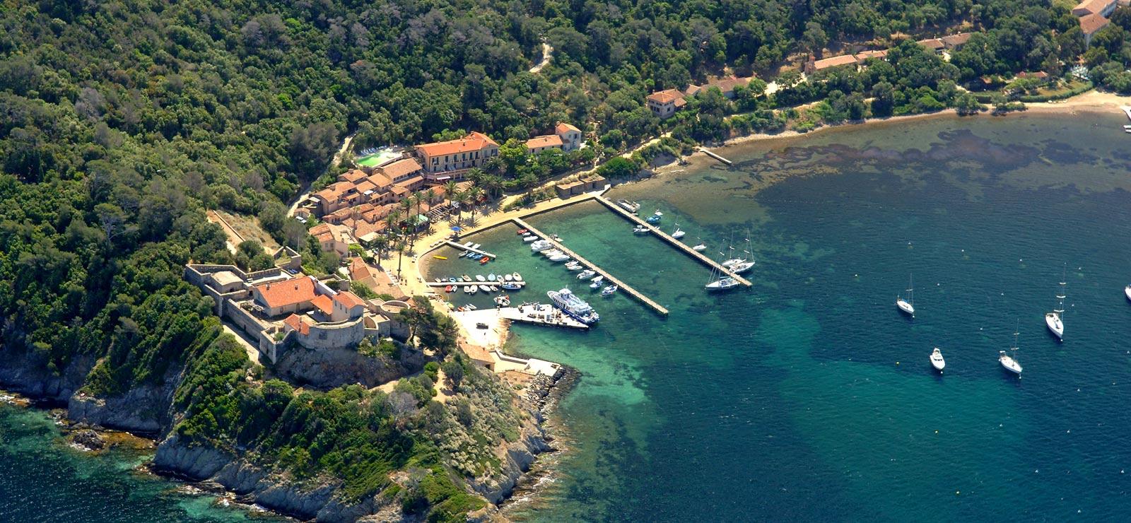 Hotel Ile De Port Cros