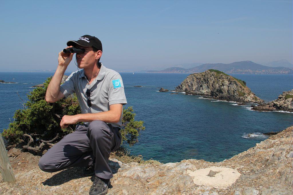 Le parc national office de tourisme d 39 hy res - Office du tourisme ile de porquerolles ...