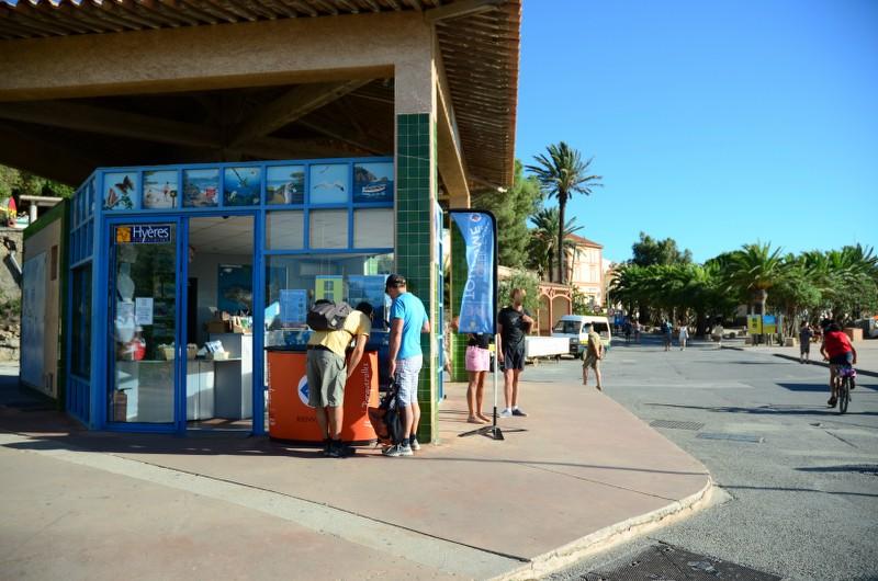 Contacter porquerolles office de tourisme d 39 hy res - Office du tourisme ile de porquerolles ...