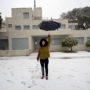Il a neigé sur Hyèresterday ♬
