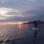 Randonnée sunset Paddle