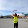 Au cœur de l'aéroport