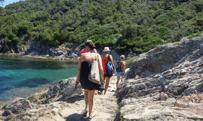 Randonnée Port-Cros