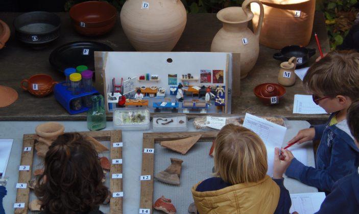 Visite archéologique Olbia