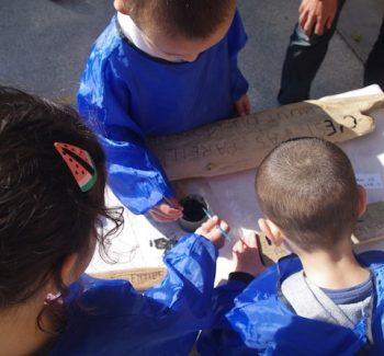 Atelier créatif 6-12 ans à la Villa Carmignac