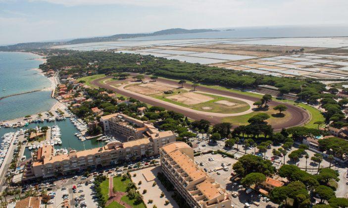 Hippodrome de la plage Hyères