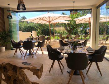 Restaurant Tom Cariano Hotel de la Mer Ayguade
