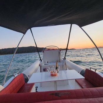 Sortie en mer avec Private Boat