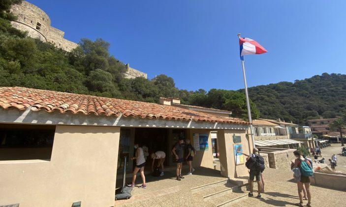 Maison de Parc à Port-Cros