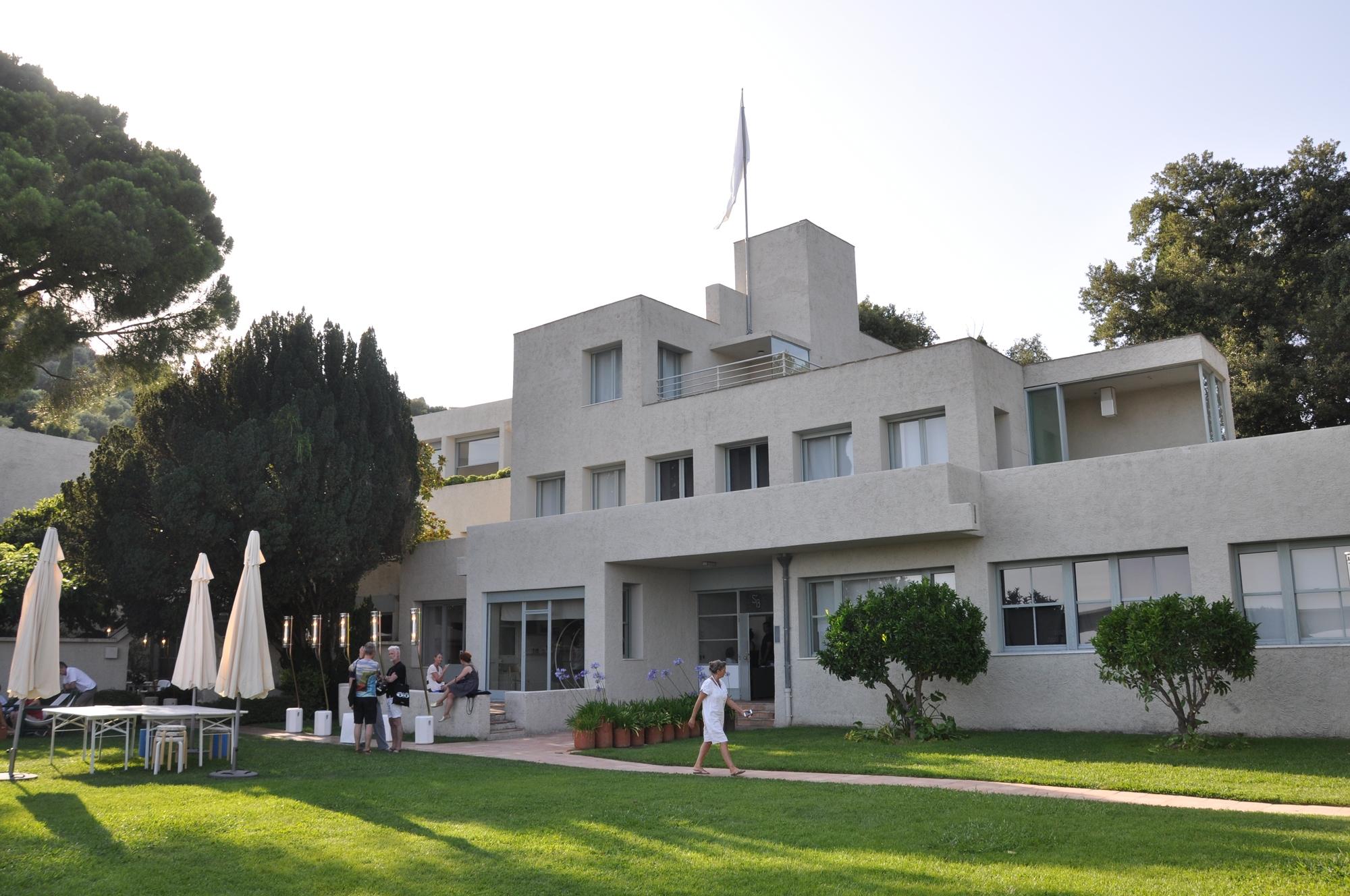 Villa Noailles A Hyeres Hyeres Tourisme