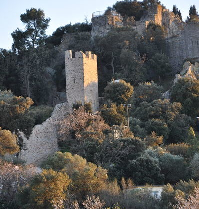 Chateau d'Hyères