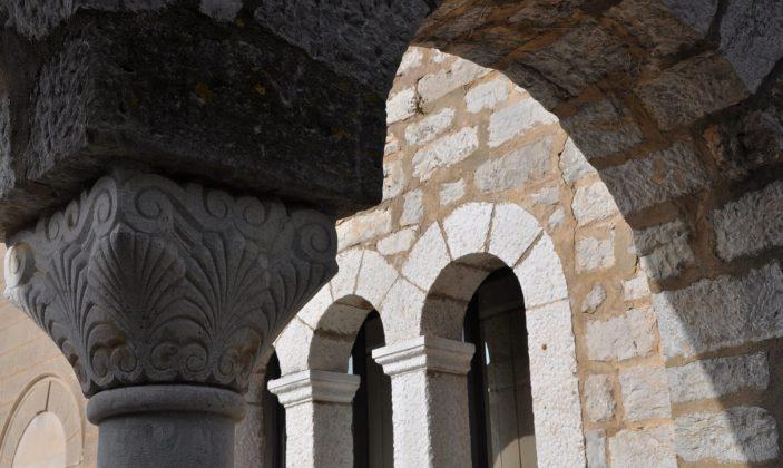 Castel sainte Claire – Jardin sur les hauteurs d'Hyères