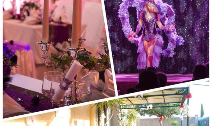 Restaurant hyeres cabaret animation spectacle