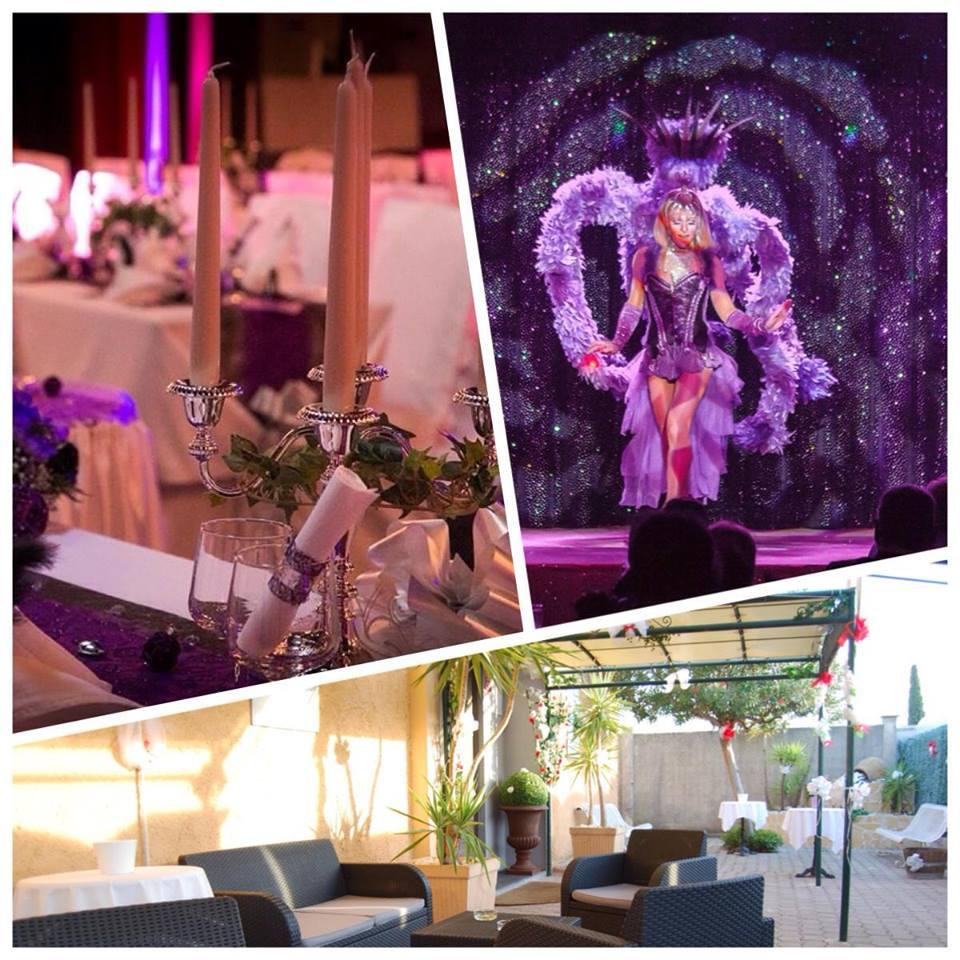 Restaurant hyeres cabaret animation spectacle