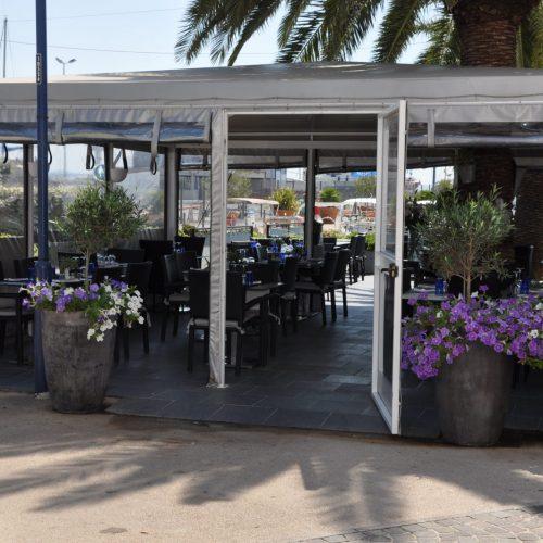 restaurant hyeres port viande poisson