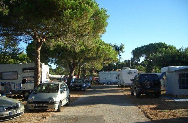 Camping la Bergerie plage