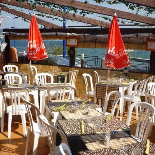 restaurant hyeres giens madrague mer port