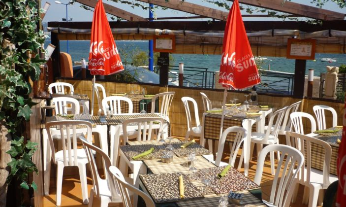 restaurant hyeres giens madrague mer port