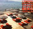 restaurant hyeres plage mer l'endroit transat