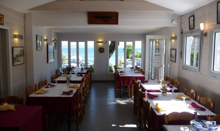 restaurant hyeres madrague presqu'île giens bouillabaisse
