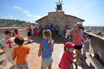A la recherche du Trésor des Templiers (visite guidée spécial enfants)