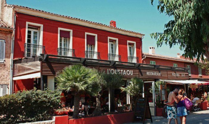 L 39 oustaou de porquerolles hy res h tel restaurant - Office du tourisme ile de porquerolles ...