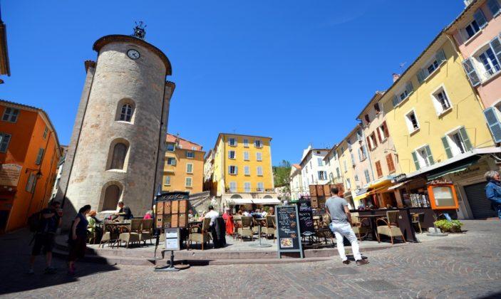 restaurant hyeres centre medieval italien pates templiers