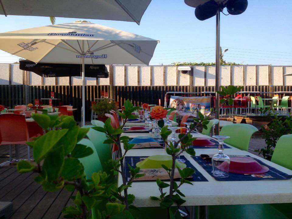 restaurant hyeres giens camping pizzeria