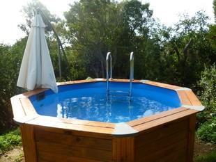 Le Youkali résidence naturiste île mer piscine jacuzzi détente