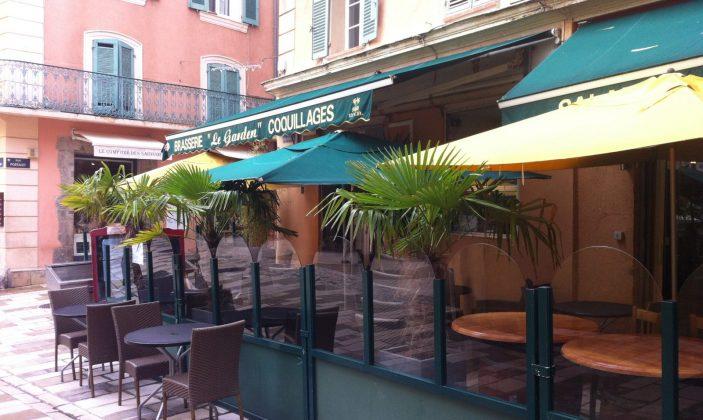 hyeres restaurant brasserie centre medieval