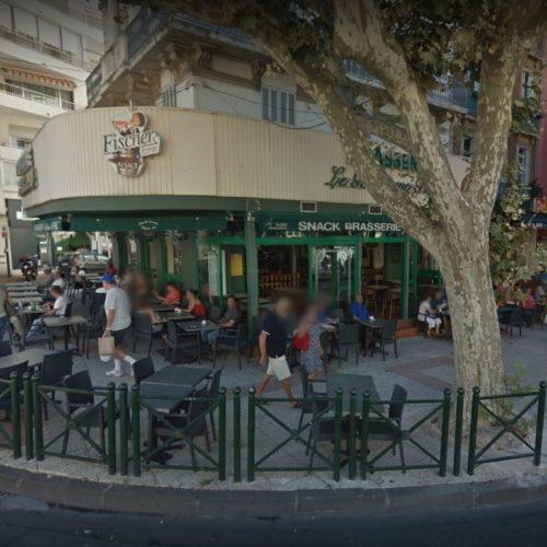 restaurant hyeres brasserie bar centre
