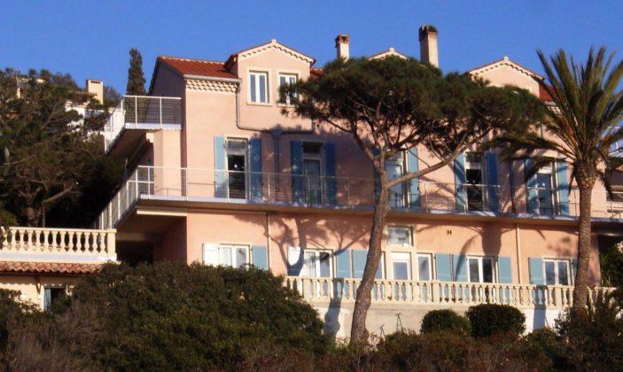 Villa Marie-Jeanne résidence studio appartement île mer naturisme