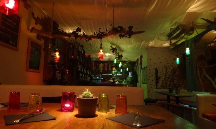 restaurant hyeres papaya la capte cocktail