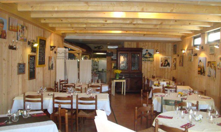 restaurant hyeres salins provençal