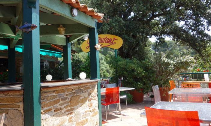 Restaurant hyeres giens niel port poisson mer plage