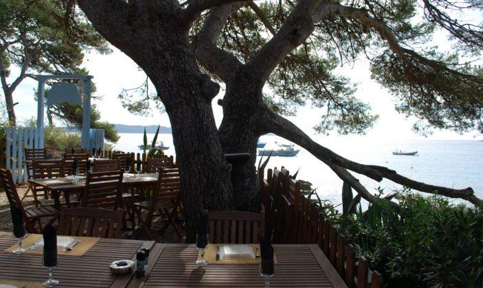 restaurant hyeres giens mer poisson pradeau plage