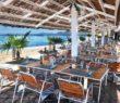 Restaurant plage almanarre mer plage