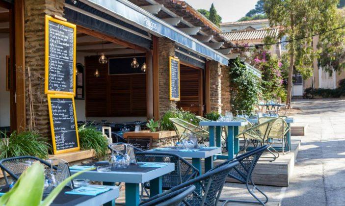 Restaurant Pélagos Porquerolles Ile