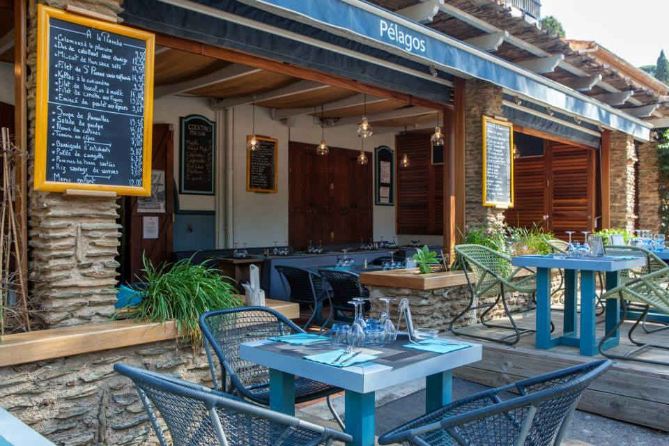Le pelagos hy res restaurant office de tourisme d - Office du tourisme ile de porquerolles ...