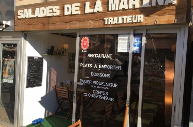 restaurant hyeres port traiteur