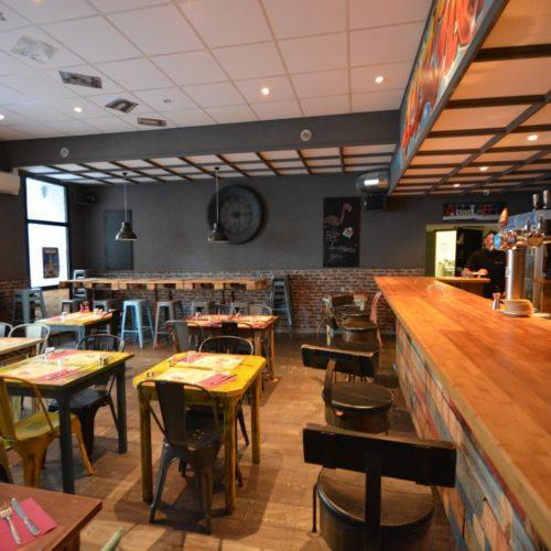 restaurant hyeres centre tapas luz'in
