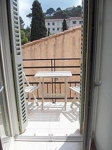 Appartement T2 duplex île Porquerolles village Chapuis Marc