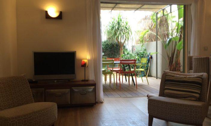 Appartement location île Porquerolles centre village Chapuis Jean-Louis