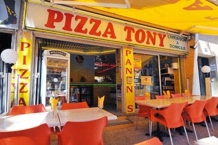 restaurant pizzeria hyeres centre