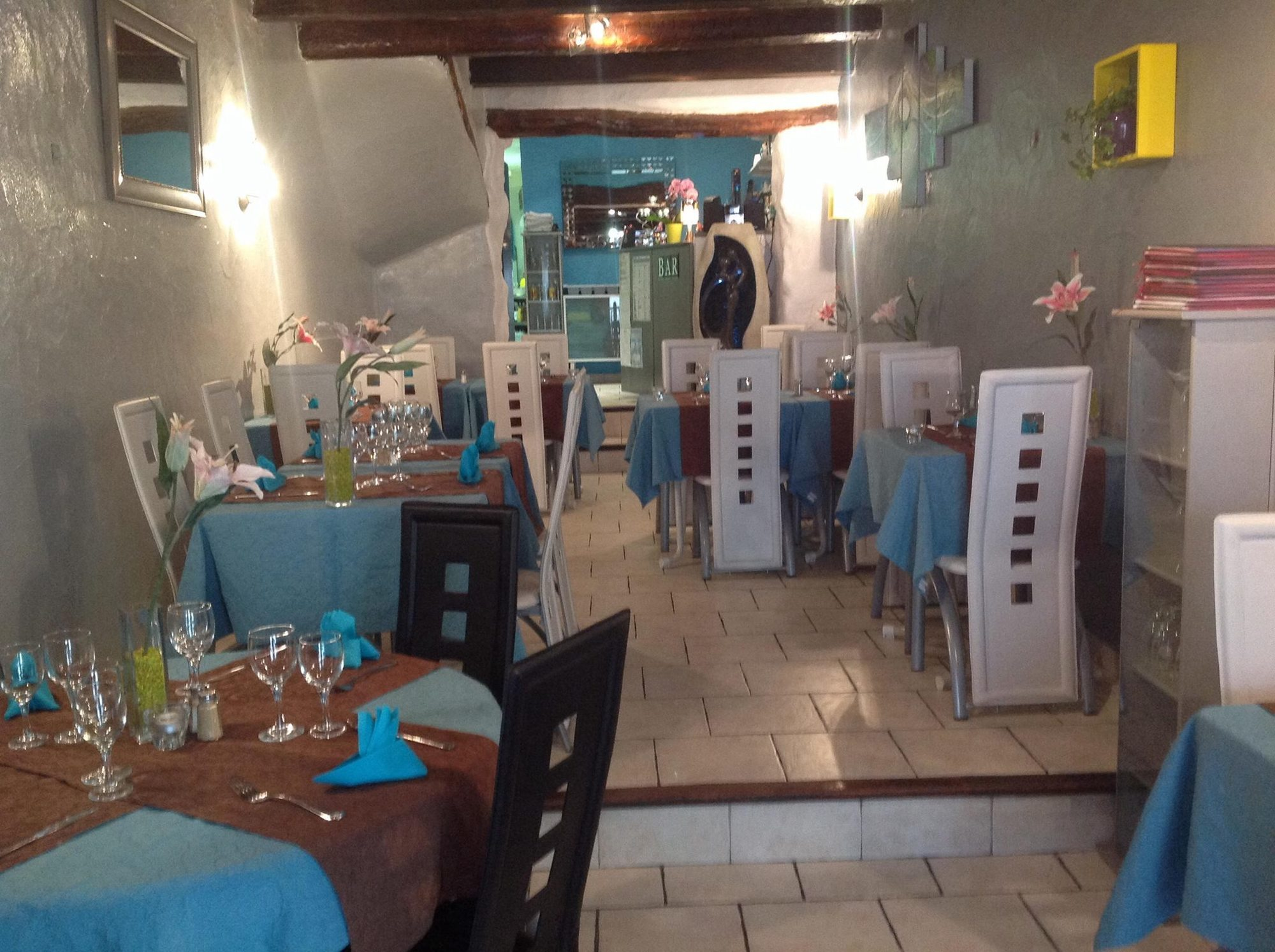 restaurant hyeres centre plaisirs gourmands