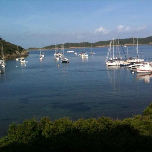Location maison Villa Rose île Port-Cros vue mer Parc National
