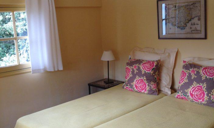 Location appartement vue mer île Port-Cros Parc National Mme Silbermann