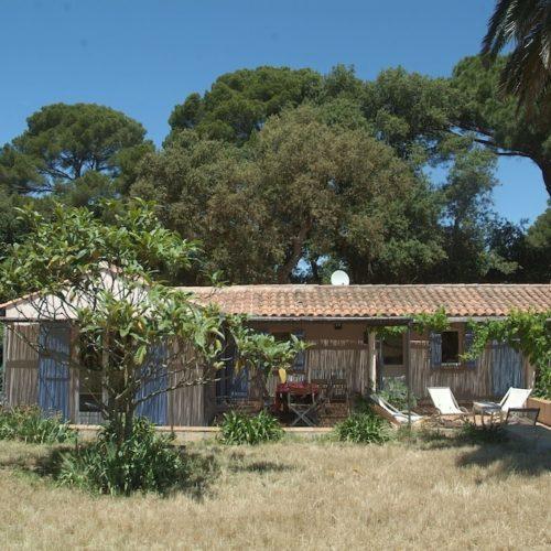 Location Villa Porquerolles Ile La Grand'Cale