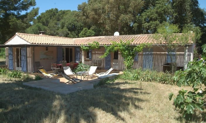 Location Villa Porquerolles Ile La Grand'Cale